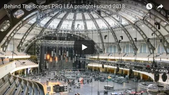 Detrás del Prolight + Sound 2018, por PRG Alemania - Rincón del Técnico